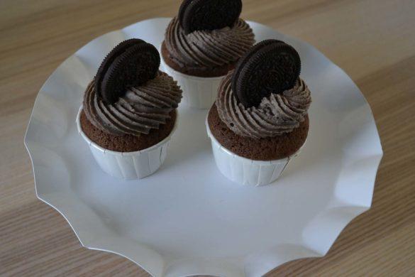 Cupcakes Oreo - Sofia Beau
