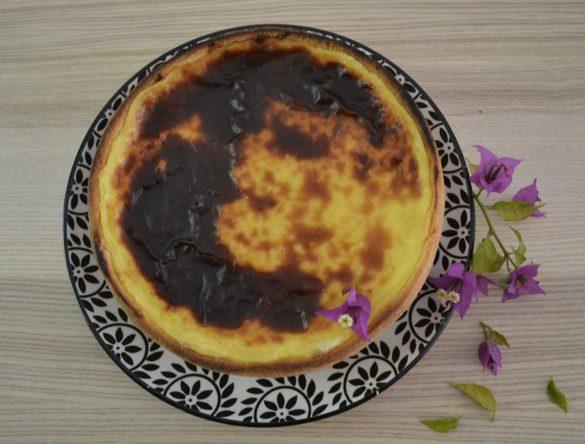 Flan pâtissier - Sofia Beau